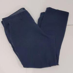 Tommy Hilfiger navy blue slim fit pants sz 36
